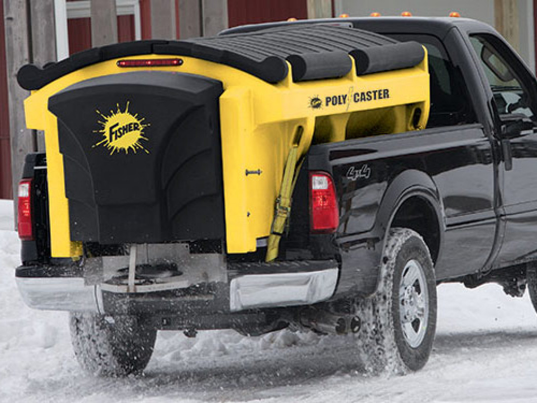 POLY-CASTER™ Hopper Spreader