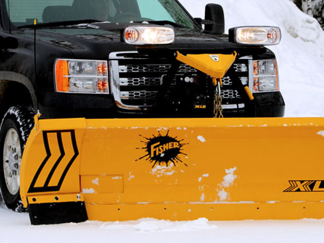 XLS™ Expandable Length Snow Plow