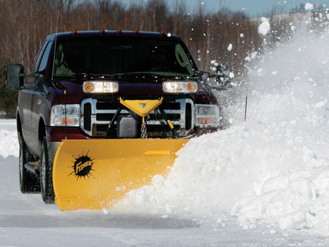 HD Series Snow Plow