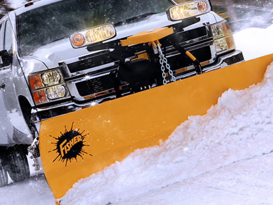 HD2™ Straight Blade Snowplow