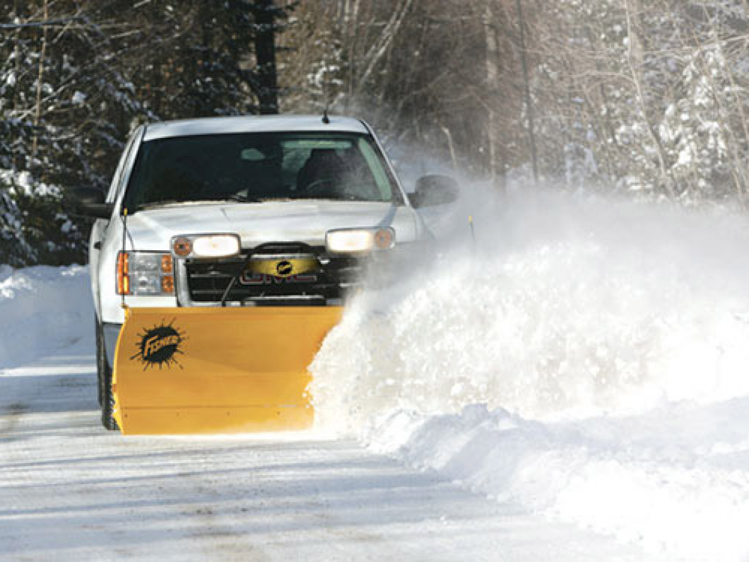 HT Series™ Snow Plow