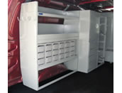 Ford Full Size Van Storage Modules